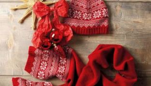 Benetton Christams collection 2011: il Natale casual chic
