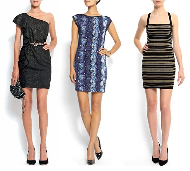 timeless design 5322a cde86 Vestiti Capodanno 2012 low cost: i più belli da indossare ...