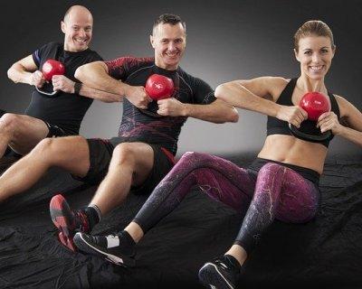 Tonifica il tuo corpo con il crossfit