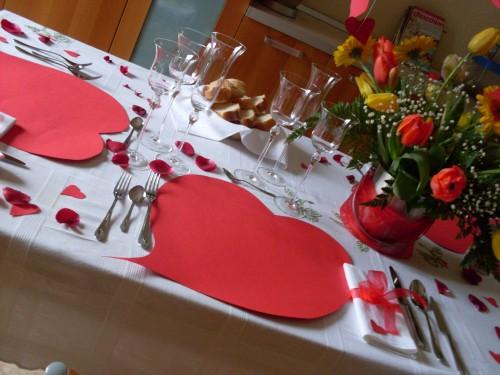 Festoni di san valentino - Decorazioni tavola san valentino ...