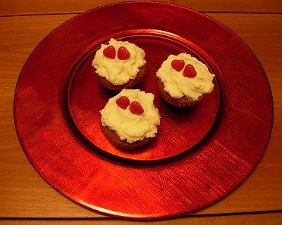 Cupcakes di San Valentino