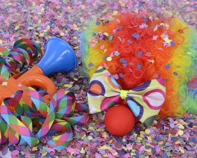 Accessori Carnevale per bambini fai da te