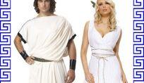 Costume Carnevale antichi greci fai da te