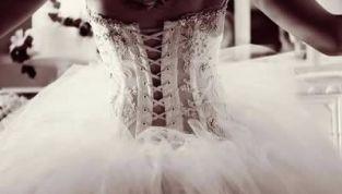 Pnina Tornai abiti da sposa, collezione 2012