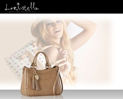 Borse Loristella collezione primavera estate 2012 4e6f6530cc5