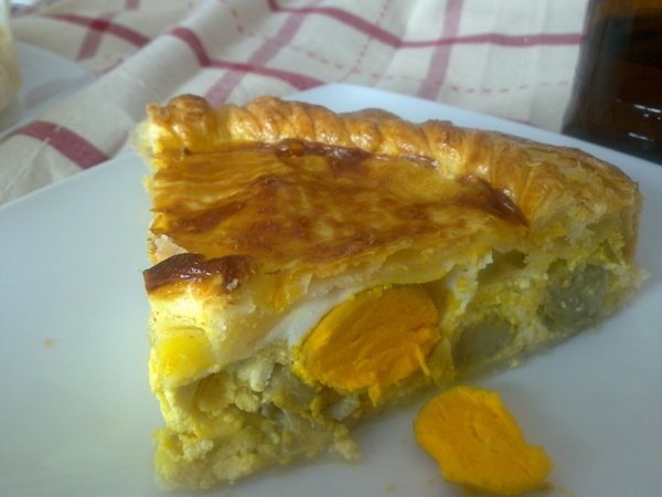 Torta Pasqualina Di Carciofi Una Variante Golosa