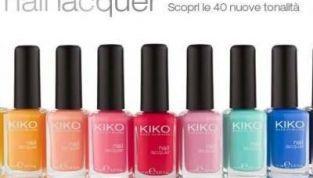 Nuovi smalti Kiko 2012 limited edition