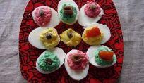 Uova colorate a sorpresa, un antipasto per il vostro menu di Pasqua