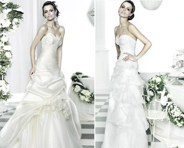 b5259935c17a Carlo Pignatelli abiti da sposa 2012