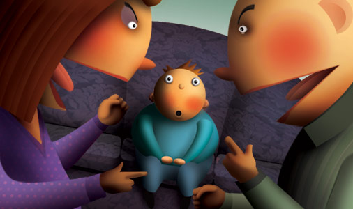 Papà separati come gestire il rapporto con i figli