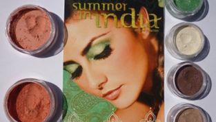 Summer in India Neve Cosmetics