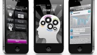 Dream:ON app, l'applicazione che può controllare i sogni