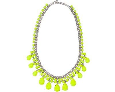 Abiti e accessori fluorescenti: must dell'estate 2012