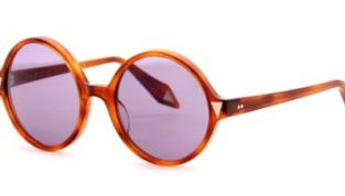 Occhiali da sole tondi: must have estate 2012