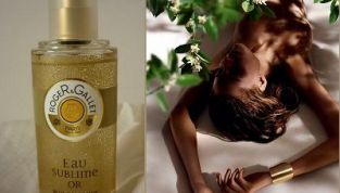 Eau Sublime Or Bois d'Orange, l'acqua profumata che illumina la tua estate!