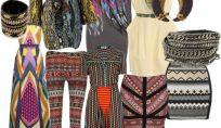 Moda stile etno-chic: consigli tribali