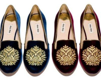 Slippers, le scarpe must Autunno-Inverno 2012-2013