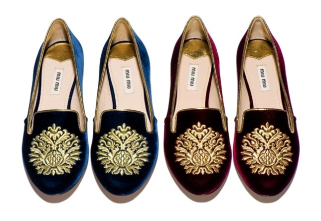 scarpe slippers donna