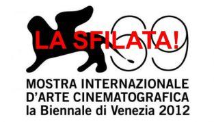 Il tappeto rosso della 69esima Mostra del Cinema di Venezia