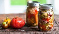 Sterilizzazione e conservazione delle conserve fatte in casa