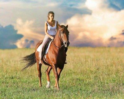 Equitazione e benessere