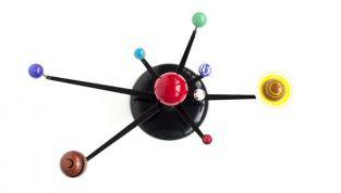 Tutorial per costruire il sistema solare per bambini