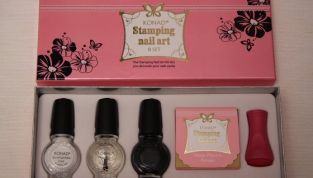 Nail stamping Konad, fantasia sulle unghie!