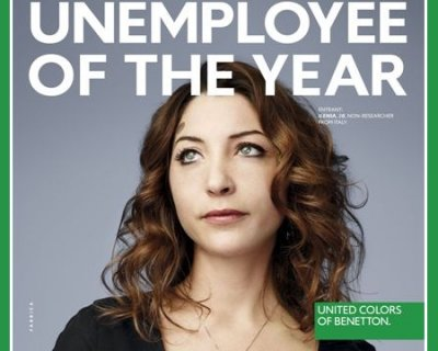 Unemployee Of The Year, l'ultima provocazione di Benetton