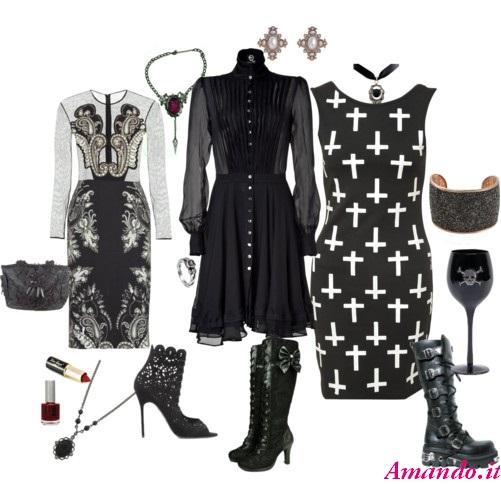 Come vestirsi Halloween senza costume