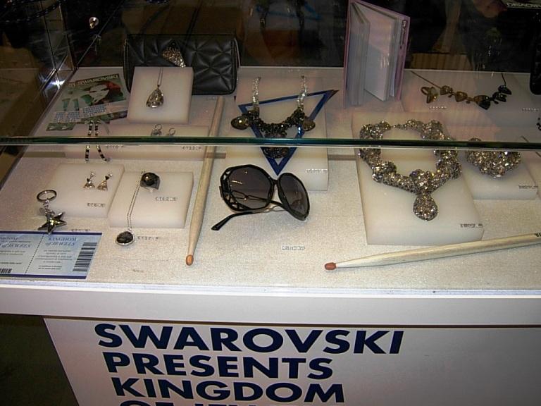 Kinkdom Jewels Swarovski