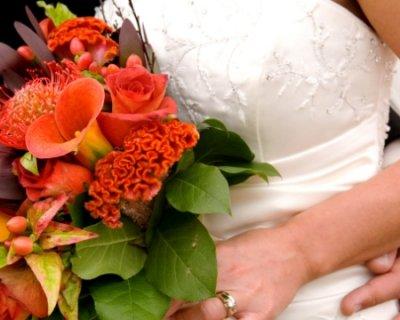 Bouquet da sposa d'autunno: alcune idee