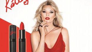 I rossetti di Kate Moss: Lasting Finish Lipstick di Rimmel