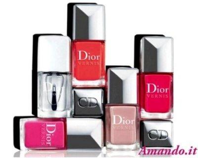 Dior Smalti Autunno/Inverno 2012-2013