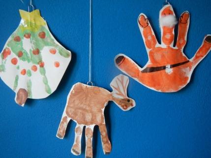 Lavoretti Di Natale Per Bimbi Del Nido.Lavoretti Di Natale Per Bambini