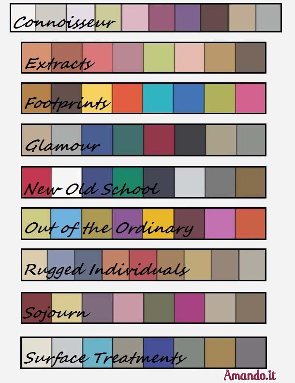 Colori di tendenza per la casa pantone 2013 - Colori di moda per la casa ...