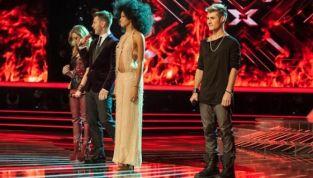 X Factor quinta puntata: fuori Yendri e Nice