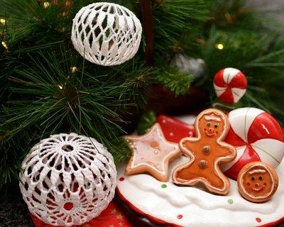 Pasta di sale per decorazioni e addobbi di natale for Addobbi di natale per bambini scuola infanzia