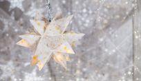 Natale: decorazioni di carta fai da te