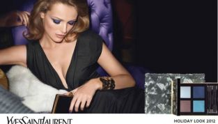 YSL make up Natale 2012: Northern Lights