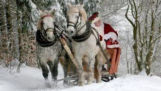 Casa di Babbo Natale in Lapponia, una magica vacanza in Finlandia