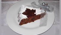 Torta morbida al cioccolato per celiaci