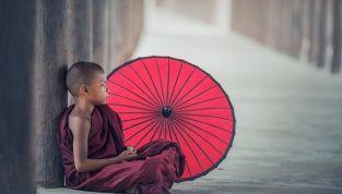 Spegnere la rabbia con il metodo buddista