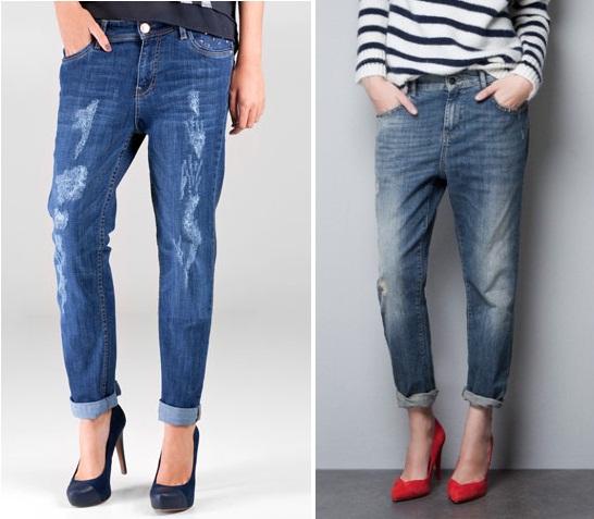 jeans di tendenza autunno inverno 2012 2013