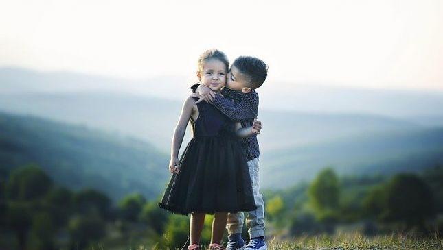 La forza di un abbraccio