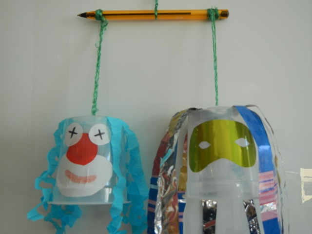 Decorazioni di carnevale fai da te con materiali di recupero for Addobbi di carnevale per l aula