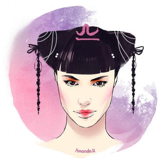 Risultati immagini per Bilancia donna segno zodiacale