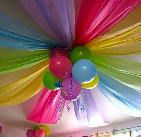 Préférence Istruzioni per decorazioni fai da te per una festa di Carnevale. II13