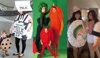 Costumi di Carnevale a tema culinario
