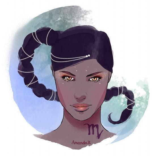 Risultati immagini per Scorpione donna segno zodiacale