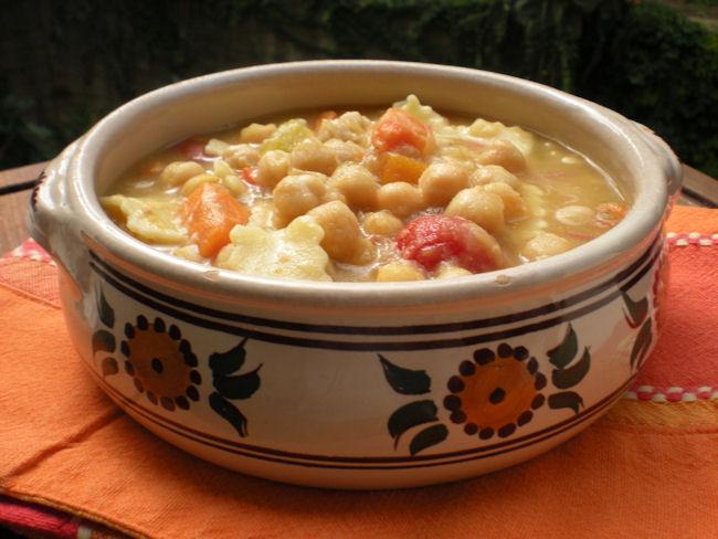 Ricette di minestre col bimby